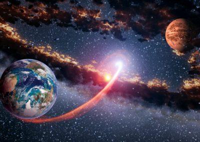 Skok v vesolje z dr. Andrejo Gomboc